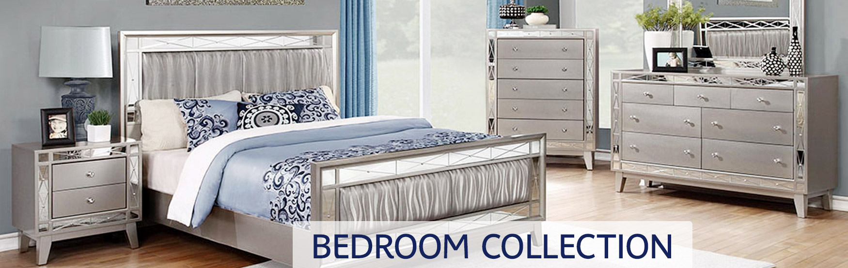 Bedroom Collections Banner