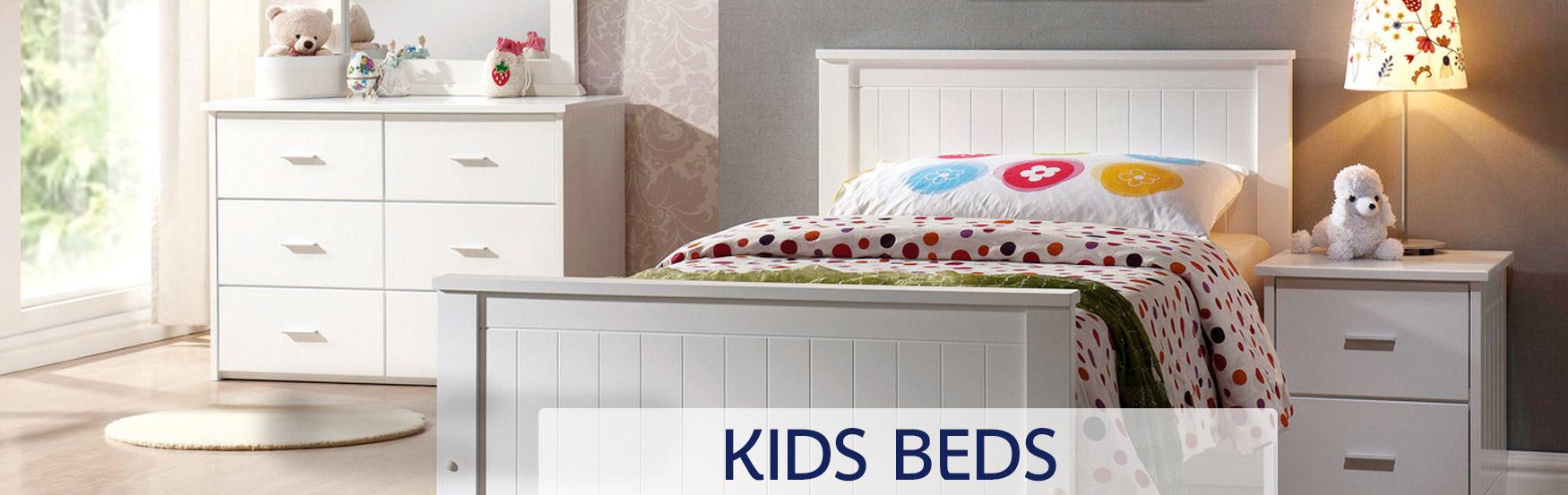 Kids Beds Banner