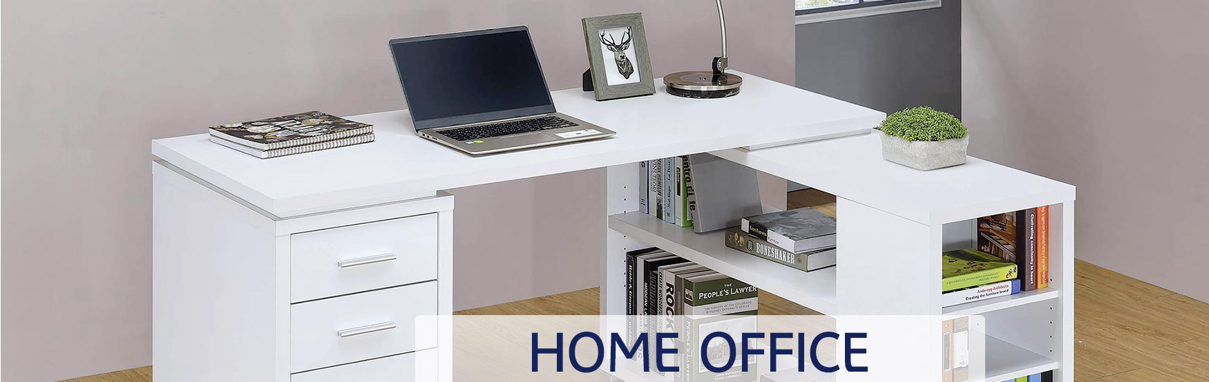 Home Office Furniture Banner