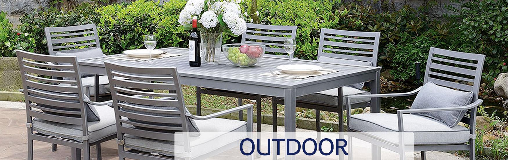 Outdoor Furniture Banner