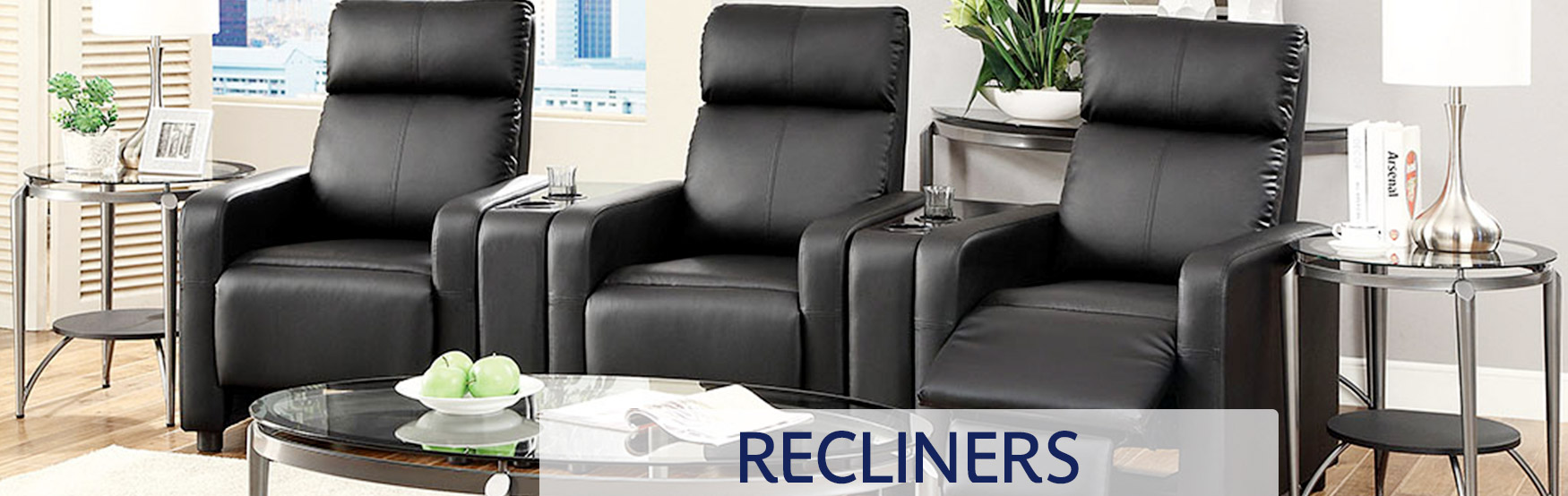 Recliners Banner
