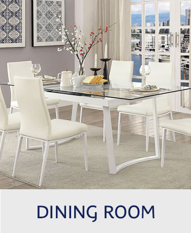 Click here to shop dining room.