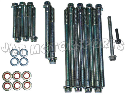 OEM Subaru Main Engine Bolt and Washer Kit