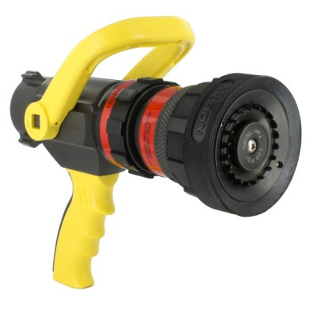 "Akron 1.5"" Turbojet Wide-Range Nozzle with Pistol Grip"