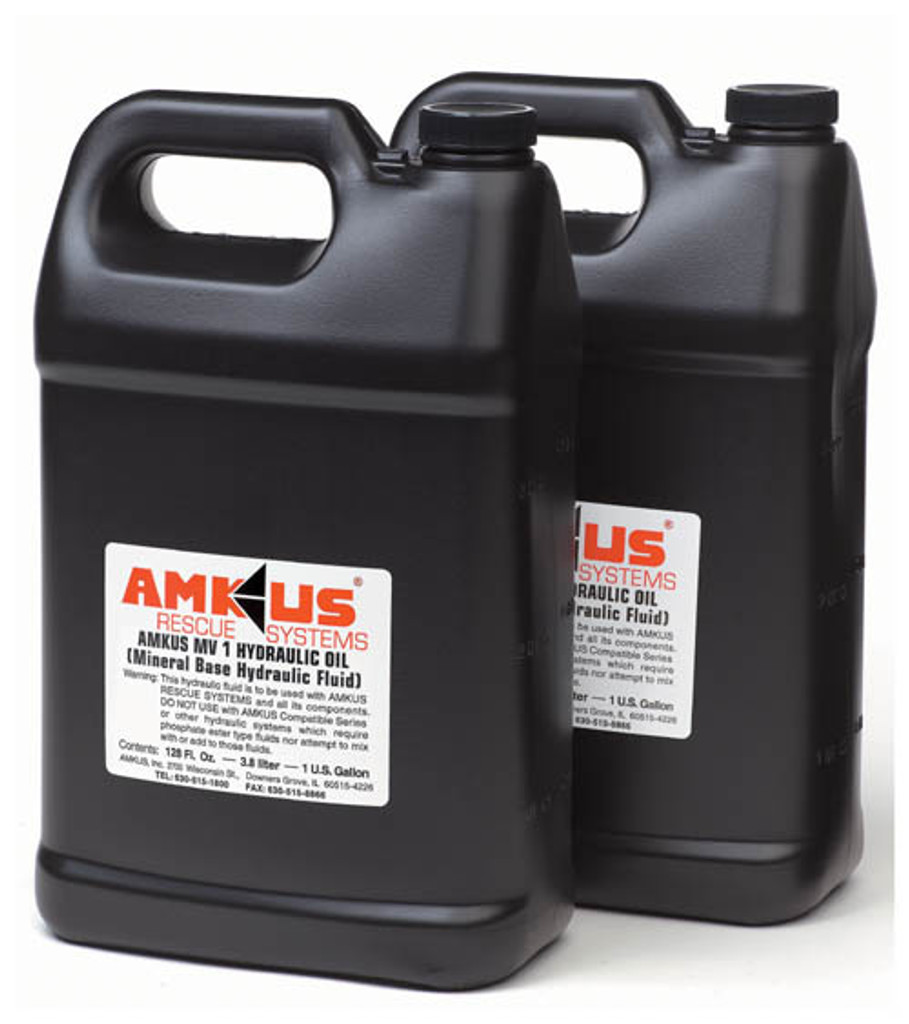 Amkus MV-1 Mineral Base Hydraulic Fluid (2 - (1) Gallon Pack)