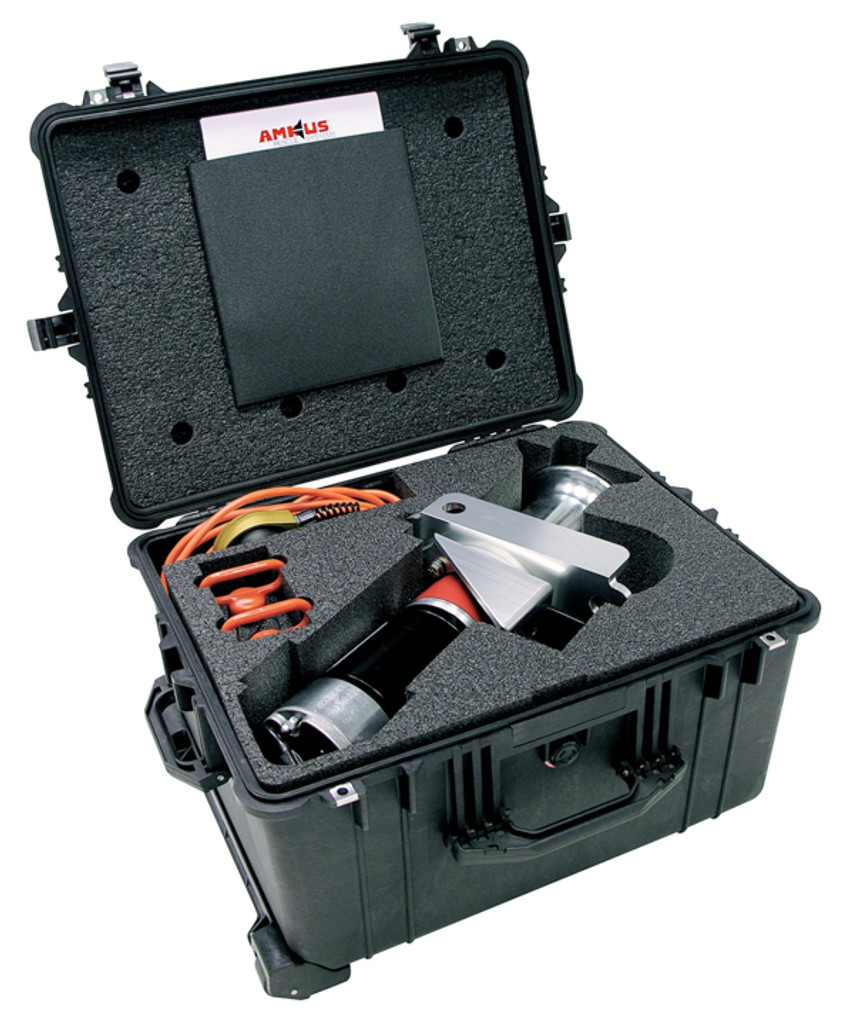 Amkus ARRS1 REV 1 Rope Rescue System with Carrying Case