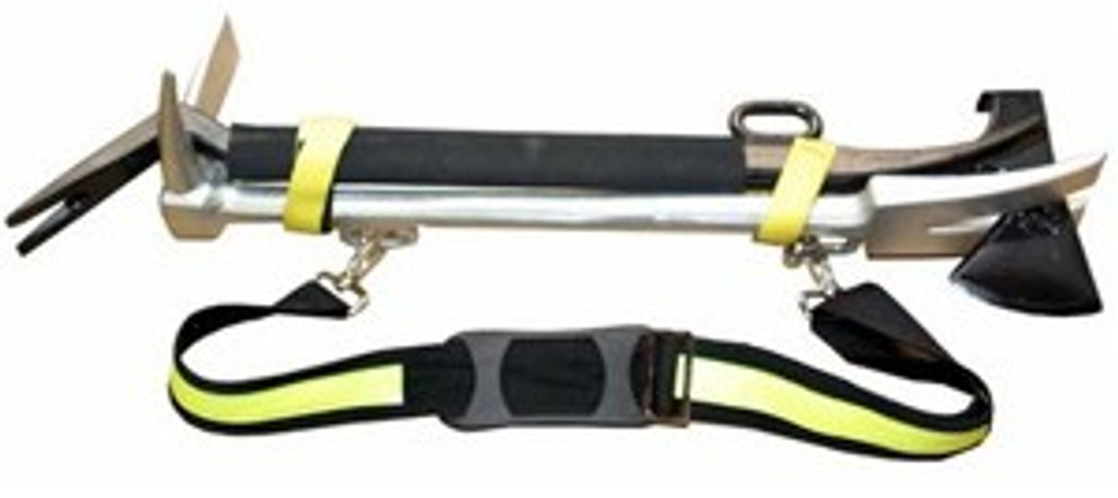"Fire Hooks Unlimited 24"" Promaxx with 24"" Pro Bar, 26"" FIREMAXX & Shoulder Strap"