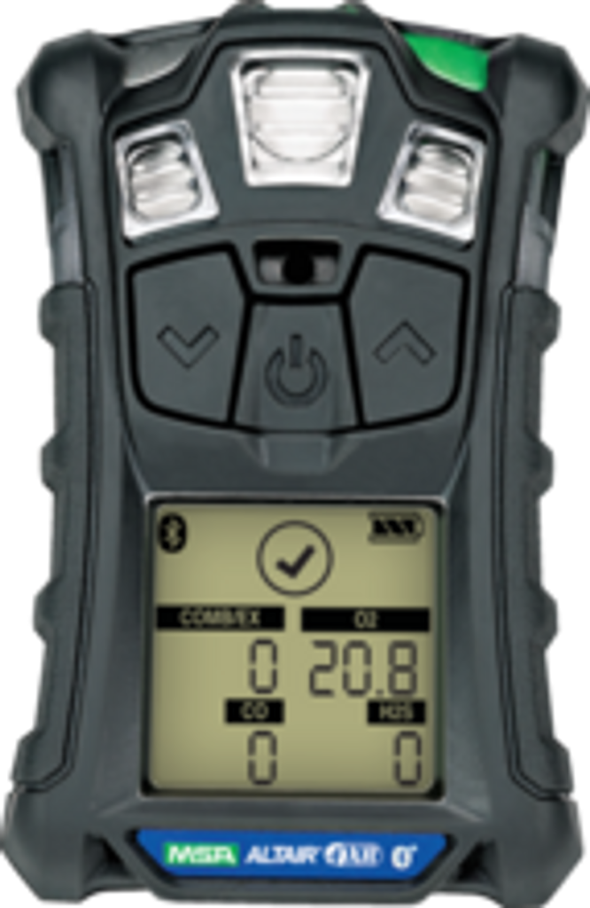 MSA  #ALTAIR-4XR Altair 4X Multigas Detector with XCell Sensor Technology