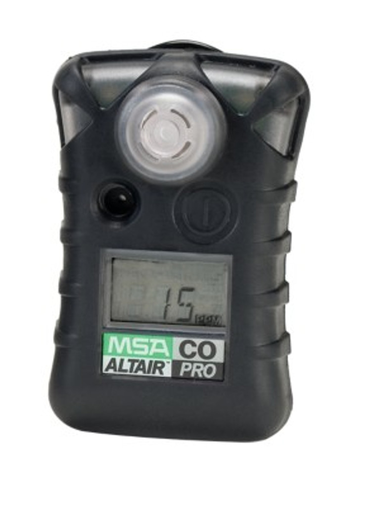 "MSA Altair Pro ""HCN"" Gas Detector w/ Replaceable Battery and Sensor"