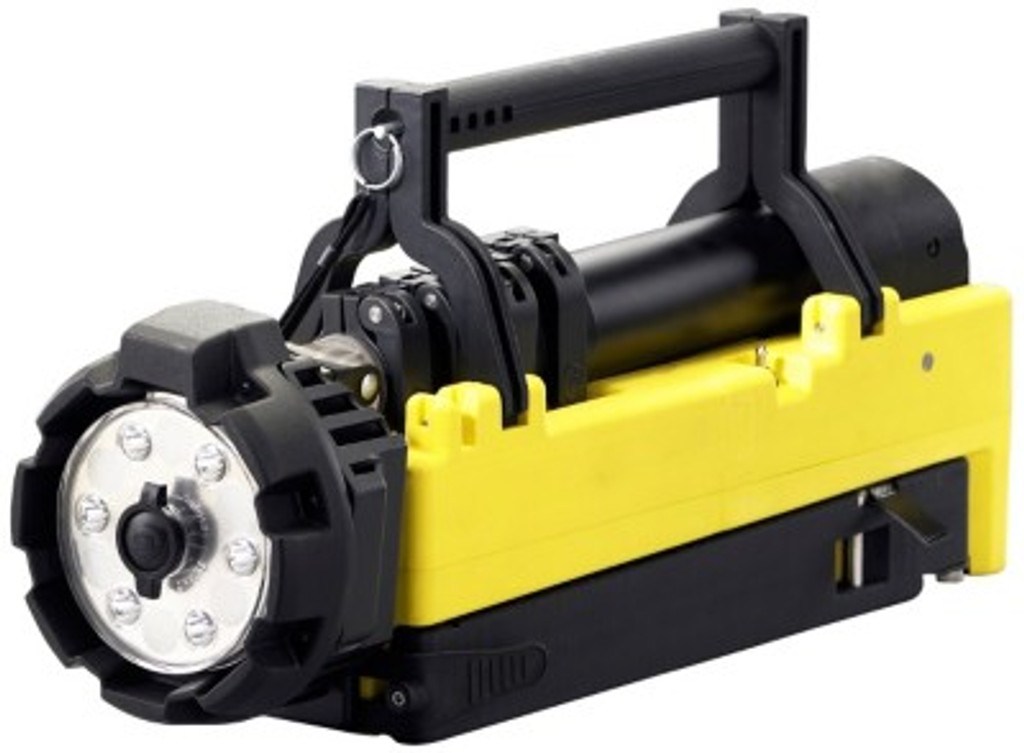 Streamlight Portable Scene Light 120V AC/12V DC - Yellow