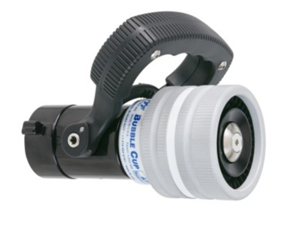 """TFT Legacy 1"""" Bubble Cup Nozzle - Dual Gallonage 10 and 24 GPM @ 100 PSI"""