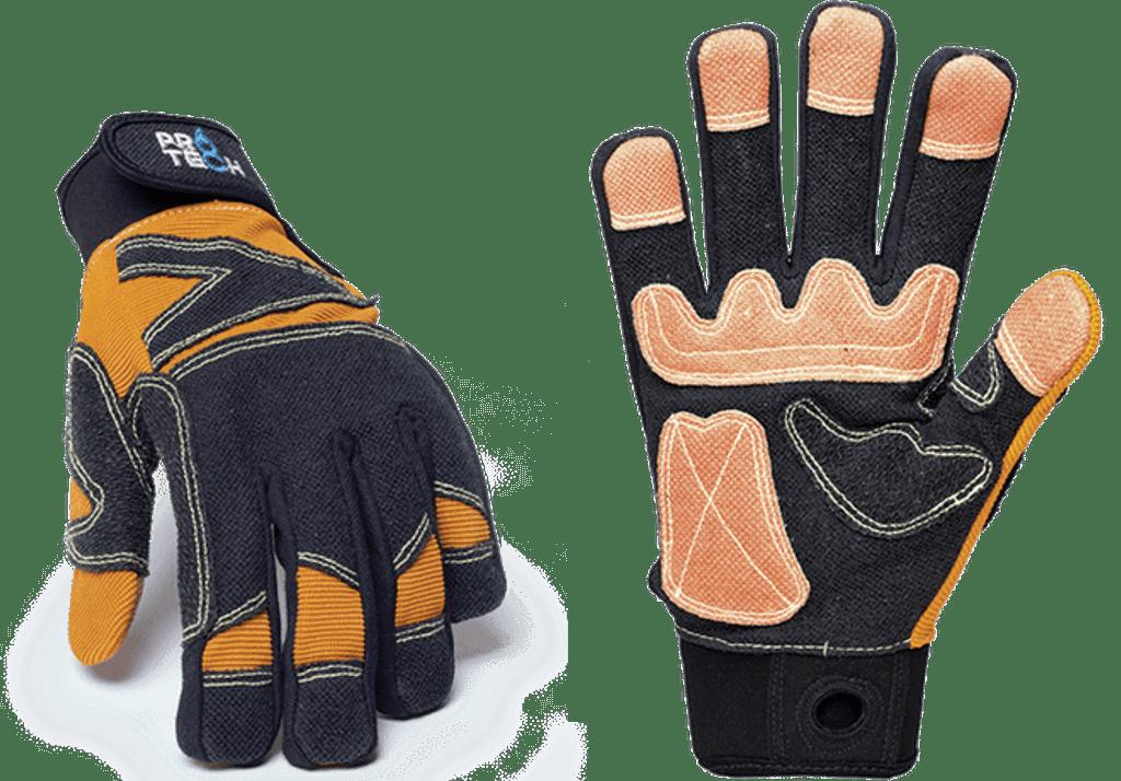 Pro-Tech 8 #PT-8-BLO B.O.S.S. LiteX Multi-Purpose Cut Resistant Glove