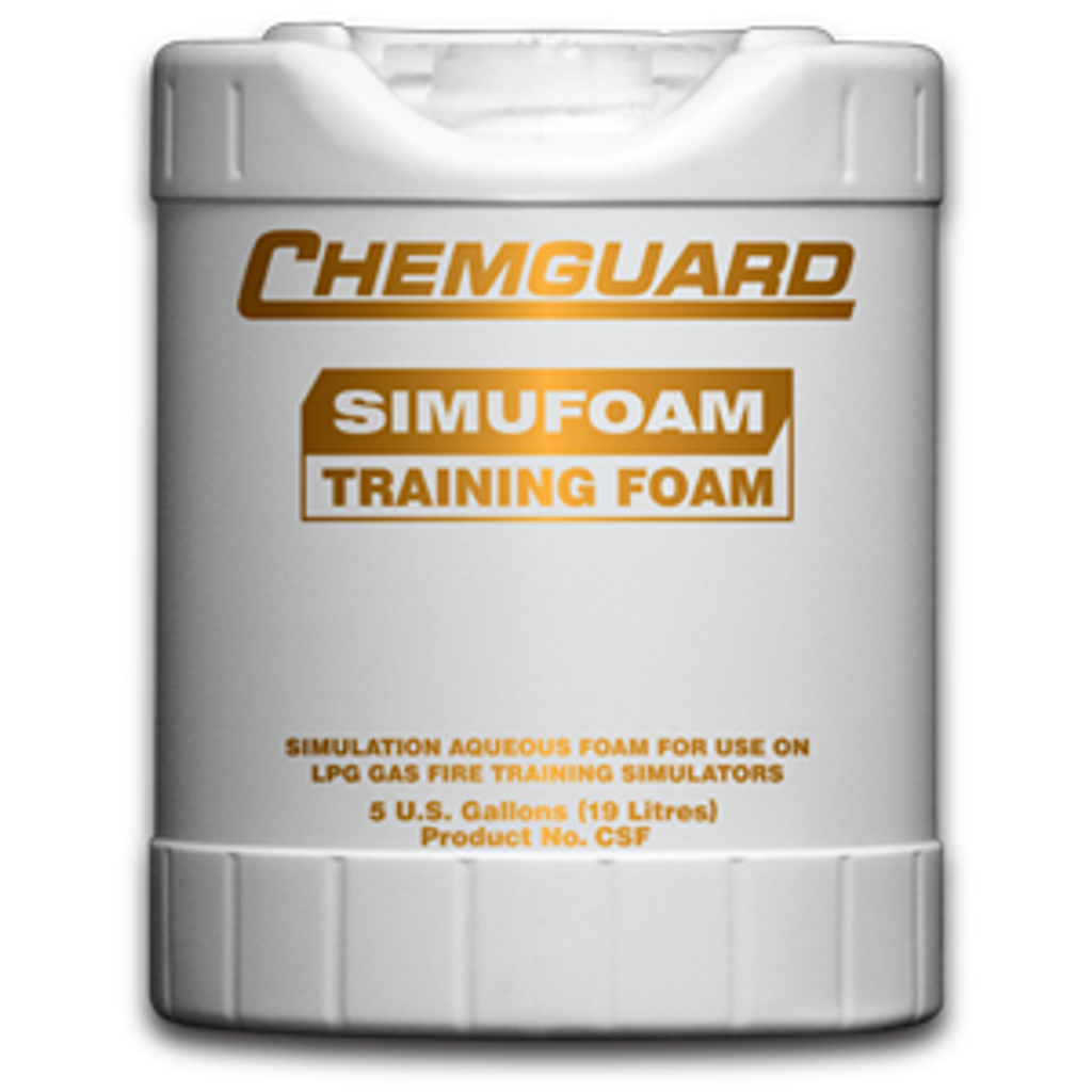 Chemguard Simufoam Training Foam - 5 Gallon Pail (Also available in 55 gallon drum or 265 gallon tote - call for pricing)