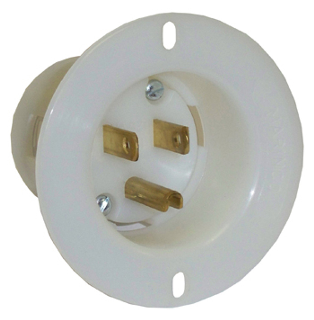 Kussmaul #5278C 15 Amp Male Receptacle