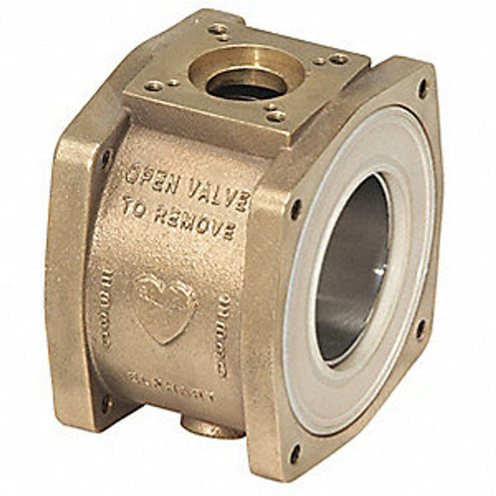 "Elkhart #EB20 2.0"" Unibody Ball Valve - Body Only"