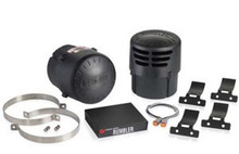 Federal Signal Rumbler 12V Siren Amp with Hardware Mounting Kit