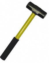 "Fire Hooks Unlimited The Hammer-3 - 3 lb. Head with 12"" Fiberglass Handle"