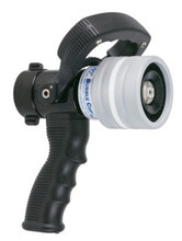 "TFT Legacy 1"" Bubble Cup Nozzle with Pistol Grip - Dual Gallonage 10 and 24 GPM @ 100 PSI"