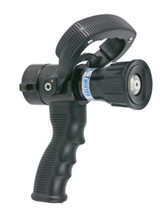 """TFT Legacy 1"""" Twister Dual Gallonage Nozzle with Pistol Grip - 10 & 40 GPM @ 100 PSI"""