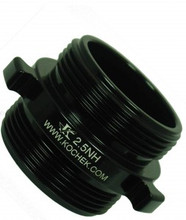 "Kochek 2.5"" Double Male Adapter"