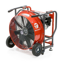 "Tempest 18"" Direct Drive PPV Fan W/ Honda Engine"