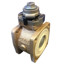 """Akron #8810 1.0"""" Swing-Out Valve Body Sub Assembly Only with Generation II Stainless Ball"""