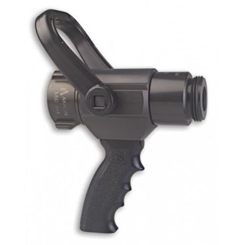 Akron 1.5'' Saber Shutoff with Pistol Grip
