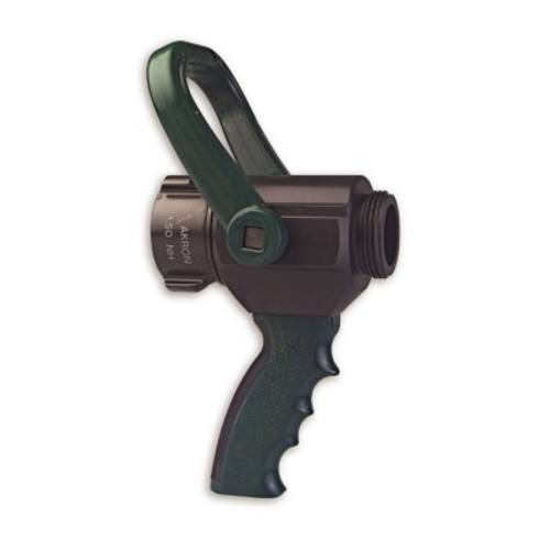 "Akron 1"" Shutoff with Pistol Grip"
