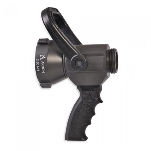 "Akron 2.5"" x 1.5'' Shutoff with Pistol Grip"