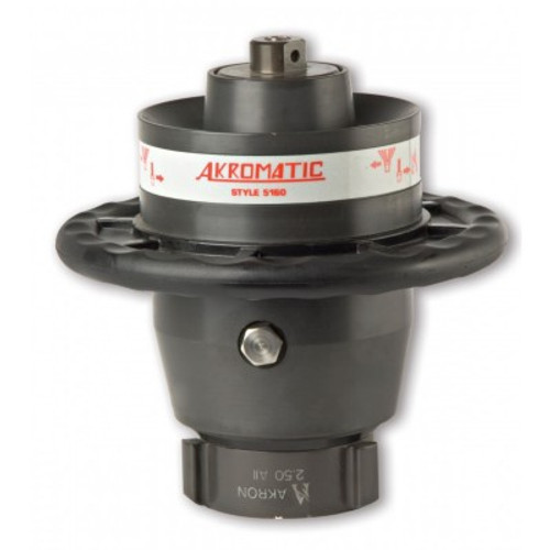 "Akron 2.5"" 1250 GPM Akromatic Master Stream Nozzle"