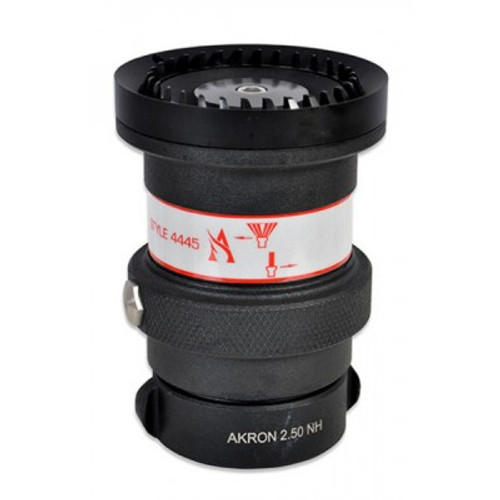 "Akron 2.5"" 500 GPM Fixed Gallonage Mercury Nozzle"