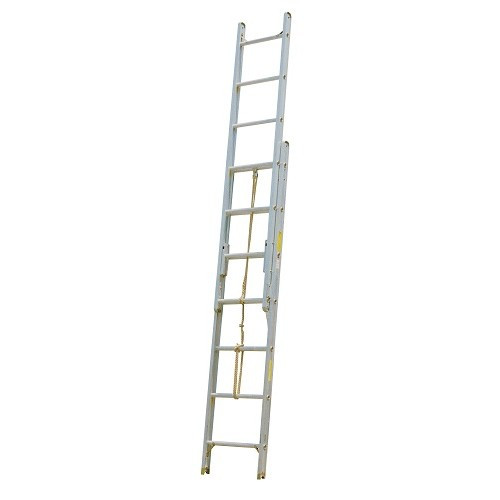 Alco-Lite PEL Series Aluminum 2-Section Extension Ladder - SELECT SIZE BELOW