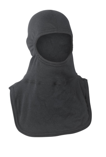 Majestic PAC II-P84-B Fire Fighting Hood - Black