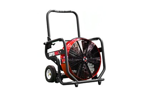 "Super Vac 18"" Honda GX200 Gas Powered Valor Series PPV"