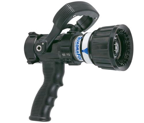 "TFT Legacy #FQS125PF 1.5"" QuadraFog Nozzle with Pistol Grip - 30-125 GPM @ 100 PSI"