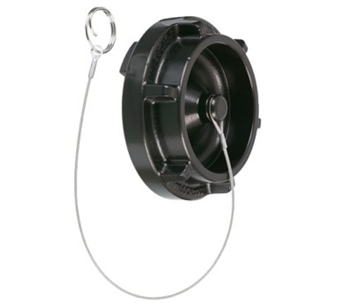 "TFT Legacy 4"" Storz Blind Cap with Lanyard - Less Storz Lock"