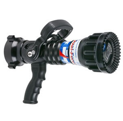 """TFT Legacy 2.5"""" Dual Force Nozzle with Pistol Grip - 95-300 GPM @ 100 PSI"""
