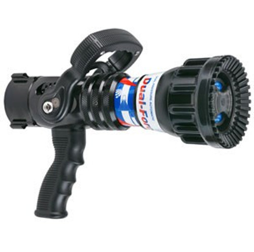 """TFT Legacy 1.5"""" Dual Force Nozzle with Pistol Grip - 95-300 GPM @ 100 PSI"""