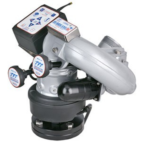 """TFT Legacy 3"""" Hurricane Remote Controlled Monitor with 2.5"""" Outlet"""