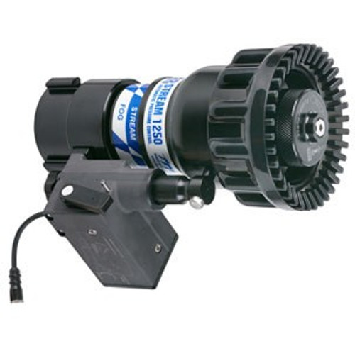 "TFT Legacy 2.5"" Master Stream 1250 Electric Remote Nozzle with Plug - 150-1250 GPM @ 100 PSI"