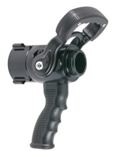 """TFT Legacy 1.5"""" Detent Ball Valve Shutoff with Pistol Grip - 1.5"""" Outlet with 1-3/8"""" Waterway"""