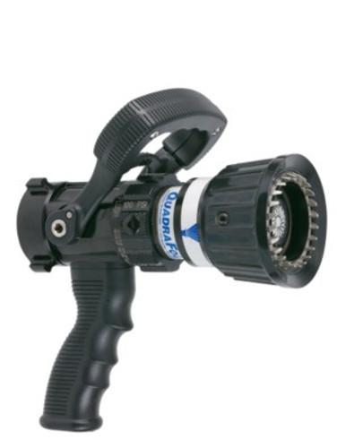 "TFT Legacy 1.5"" QuadraFog Nozzle with Pistol Grip - 30-60-95-125 GPM @ 100 PSI"