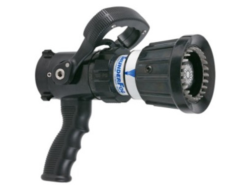 """TFT Legacy 1.5"""" Thunderfog Nozzle with Pistol Grip - 95-250 GPM @ 100 PSI"""