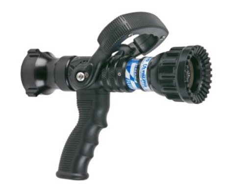 "TFT Legacy 1.5"" Ultimatic Nozzle with Pistol Grip - 10-125 GPM @ 100 PSI"