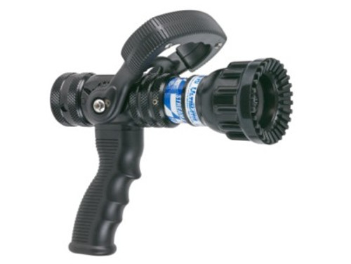 "TFT Legacy 1"" Ultimatic Nozzle with Pistol Grip - 10-125 GPM @ 100 PSI"