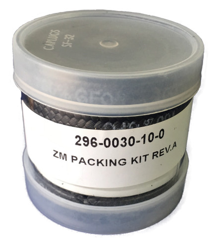 Hale #296-0030-10-0 ZM (Large) Pump Packing Kit