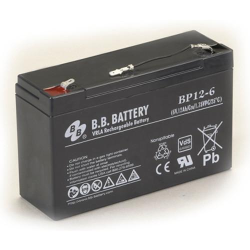 Streamlight #45937 Replacement Battery Assembly (LiteBox, FireBox, E-Flood & E-Spot LiteBox)