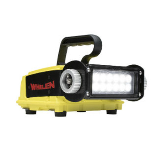Whelen #LF35A Pioneer LiFe Portable Area Scene Light with 115-240VAC with Standard NEMA Plug