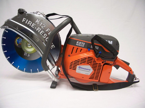 """Team Equipment #K12FD94 14"""" K-12 94CC Fire Department Rescue Saw - BLADE NOT INCLUDED"""