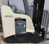 Certified Pre-Owned Crown Electric Forklift for sale